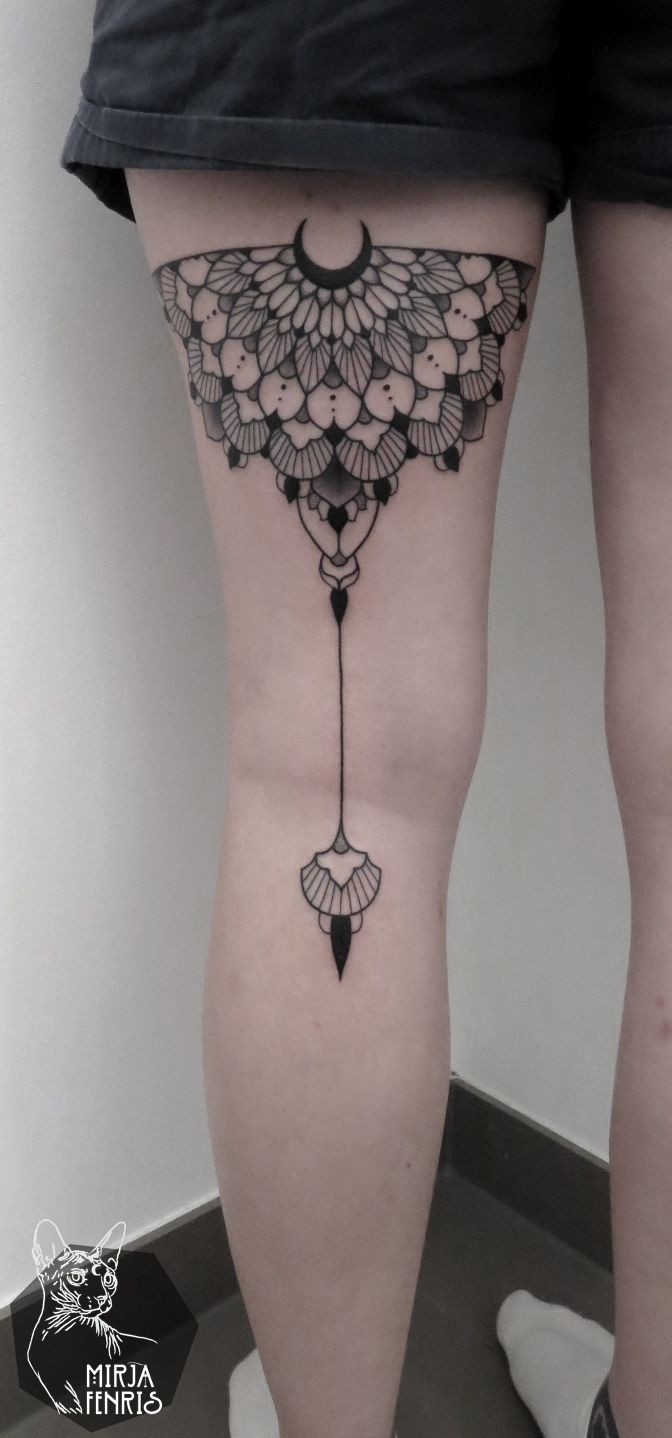 Tetoválások intim Iszonyatosan izgató