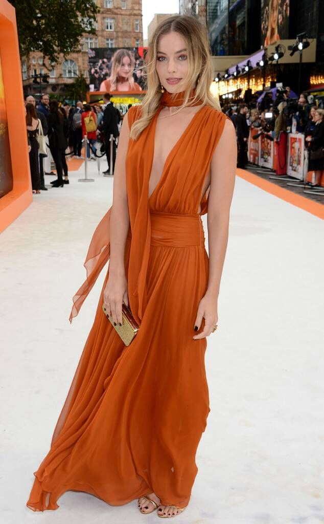 Margot Robbie From 2018 Oscars Red Carpet Fashion Red Carpet Oscars Oscar Dresses Oscars Red Carpet Dresses