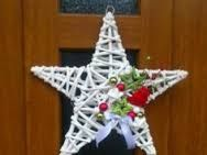 Výsledek obrázku pro adventní dekorace na dveře
