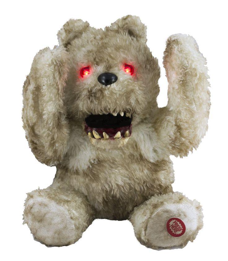 Peek A Boo Bear Animated Halloween Prop