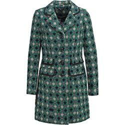 King Louie CARNABY PEGGY Płaszcz wełniany /Płaszcz klasyczny winter green
