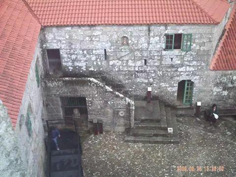Castillo de Vimianzo. La Coruña