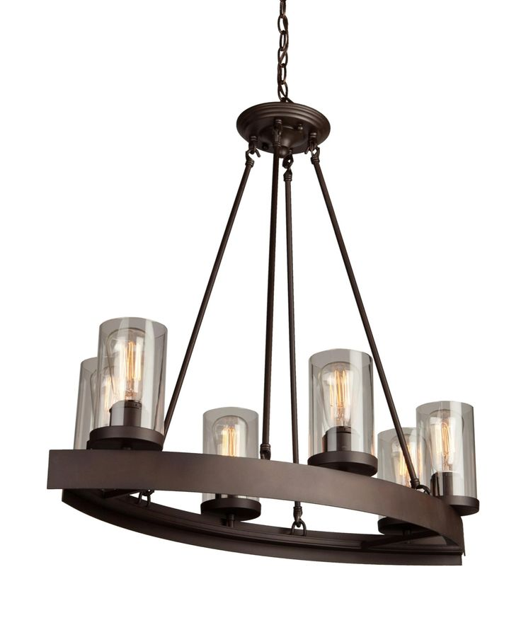 Shop Artcraft Lighting Melno Park 6 Light