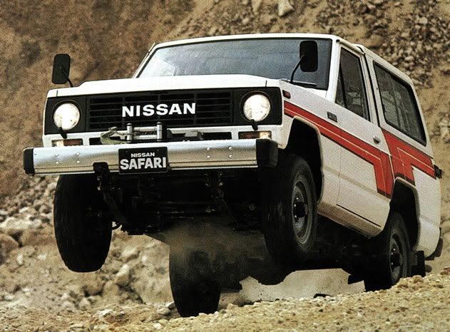 nissan patrol 1980 model - Google Search