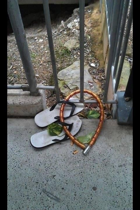 Some flip flops are just worth this.