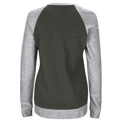Sweatshirts Pittsburgh Steelers Team Color S, Women's, Gray Multicolored