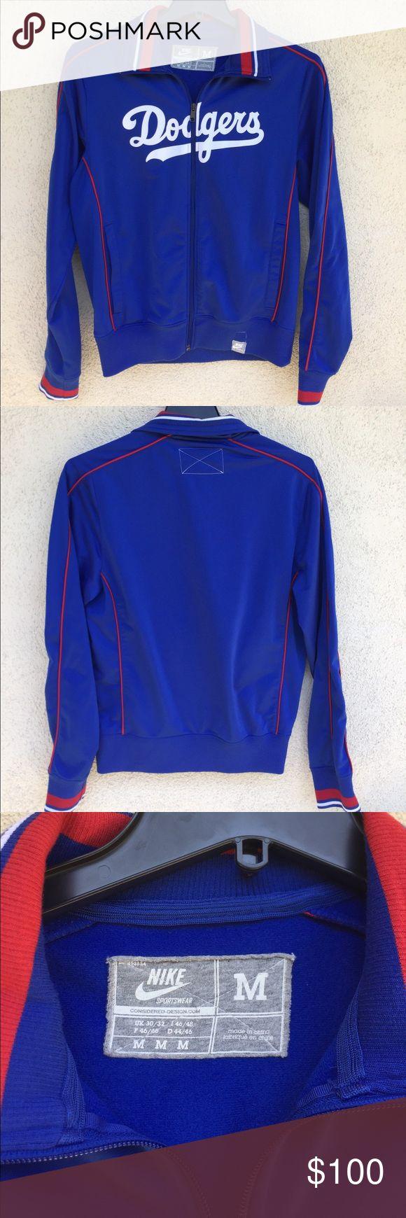 Nike Dodgers jacket Awesome condition Nike Jackets & Coats