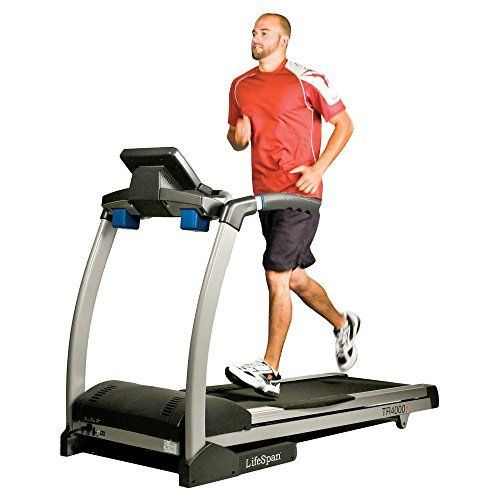 LifeSpan TR4000i Folding Treadmill #deals