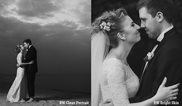 Black&White Presets for Lightroom & Adobe Camera Raw ( ACR ) by Delicious Presets