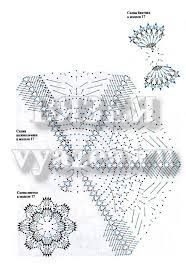 Картинки по запросу вязаные колокольчики схемы