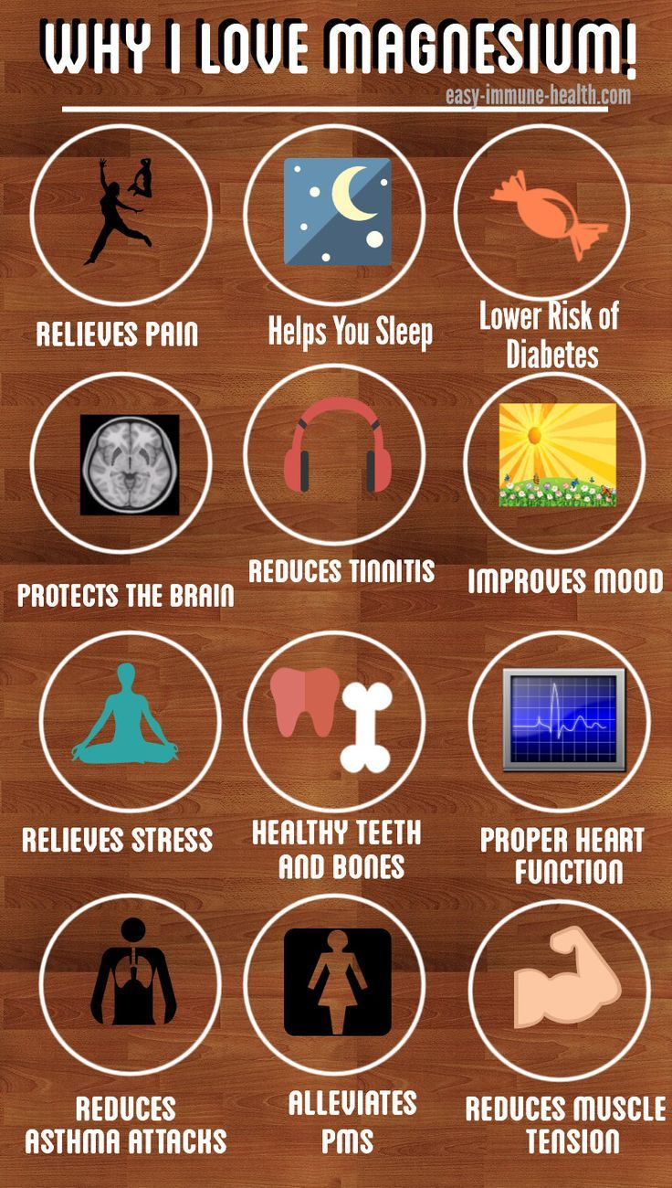 What does magnesium do it s involved in hundreds of reactions throughout your
