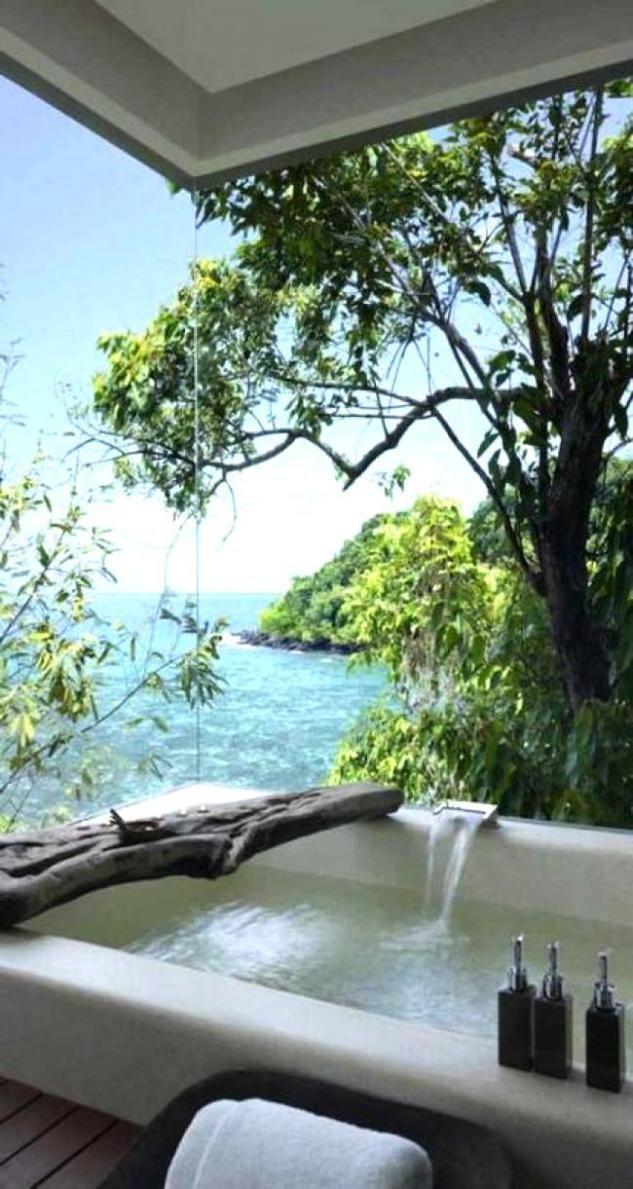 Alluring Tropical Themed Bathroom ideas   Home Decor Inspirations