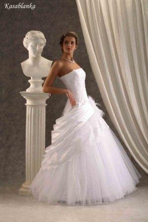 Свадебное платье «Касабланка» — № в базе 6690