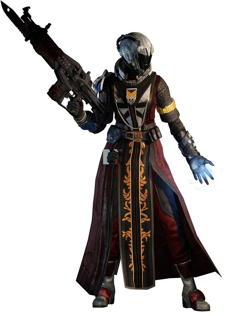 Destiny----Warlock, Level 20