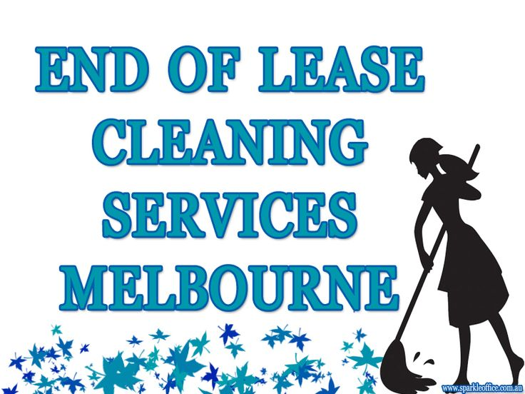 end of lease cleaning services melbourne