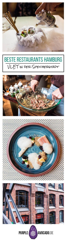 Restaurant Guide Hamburg: Im Vlet in der Speicherstadt wird die Hamburger Küche modern und neu interpretiert. Wer in Hamburg besonders essen gehen will, der ist hier richtig. Fotos und Texte von Sabrina Dietz / Purple Avocado #hamburg #restaurants #citytrip #recommendation #food #tips