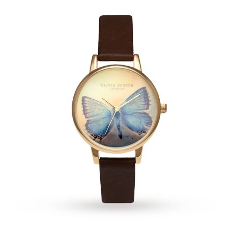 Ladies Watches - Olivia Burton Woodland Ladies Watch - OB14WL40