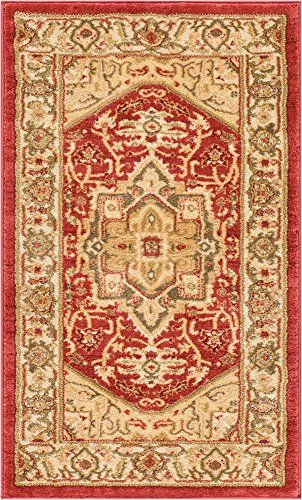 Charlotte Terracotta Red Southwestern Gabbeh Navajo Medallion Area Rug 2 x 4 23 x 311 Thick Soft Shed Free Easy to Clean Stain Resistant -- Learn more by visiting the image link.
