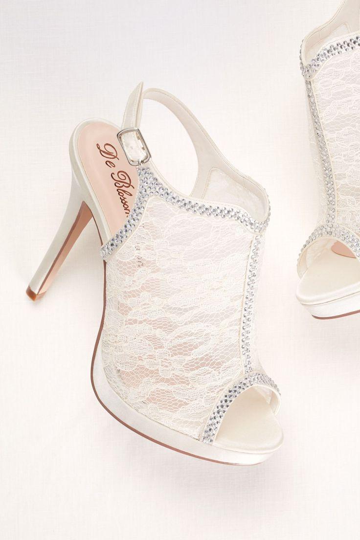 Best 25 Wedding heels ideas on Pinterest