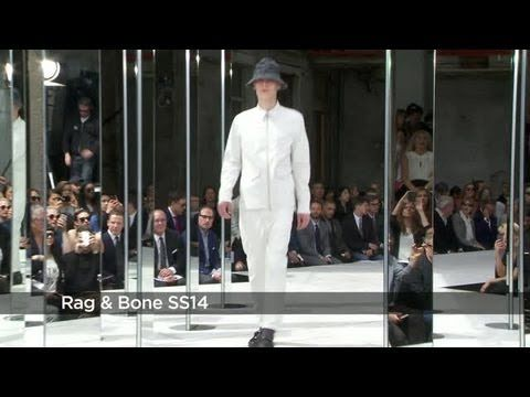 rag & bone SS14 at London Collections Men