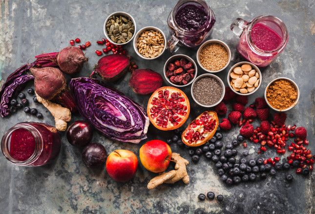 Follow the link to find what fruits and veggies improve your smoothies