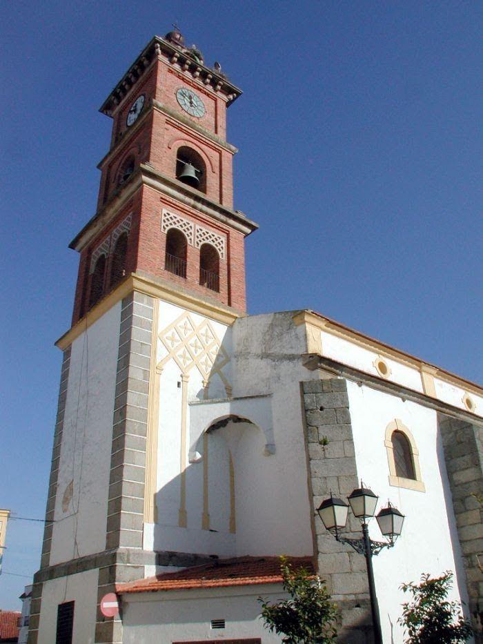 Iglesia de Nuestra Señora de los Milagros, Quintana de la Serena. Badajoz.