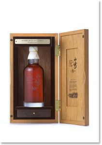 Japanese Whisky Smashes Auction Record