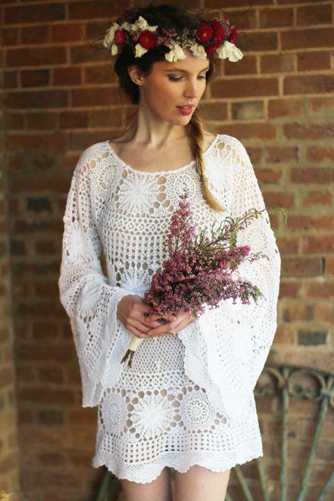 406 Best Images On Pinterest Crochet Dresses