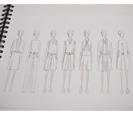 fashion sketchbook fashion design drawings croquis fashion designers journal stephina touch - Fashion Design Ideas