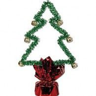 Centrepiece Christmas Tree With Bells $14.95  BE20809