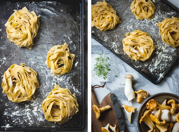 Homemade Gluten-free Chickpea Pasta