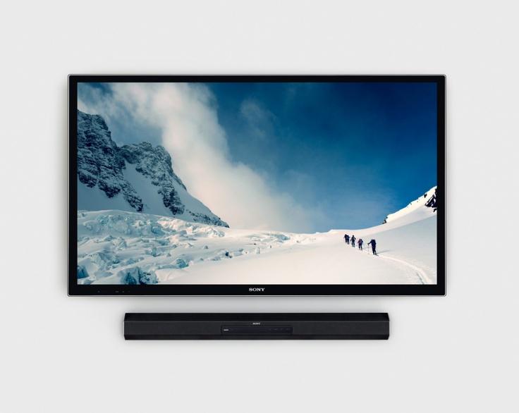 Sony TV - colors like whoa. #PinItToGiveIt