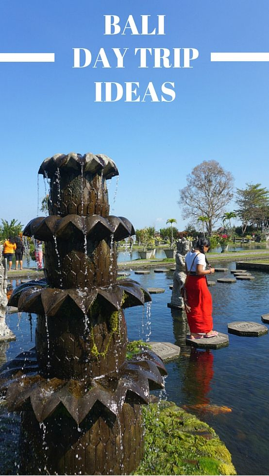 Discover a perfect day trip in Bali. Visit Charlie's Chocolate factory and then finish the day at Tirta Gangga Water Palace. Find out more in this post.