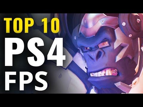 Top Playstation 4 First Person Shooter Games | PS4 FPS - http://freetoplaymmorpgs.com/ps4/top-playstation-4-first-person-shooter-games-ps4-fps
