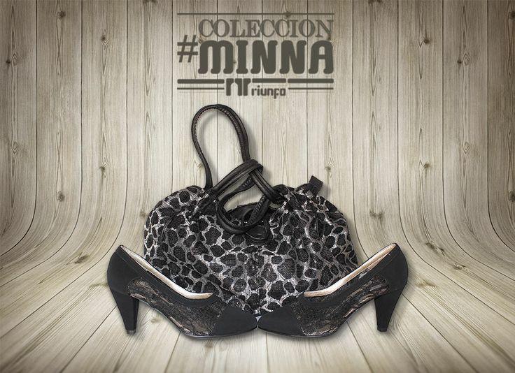 #ColeccionMinna de #CalzadoTriunfo