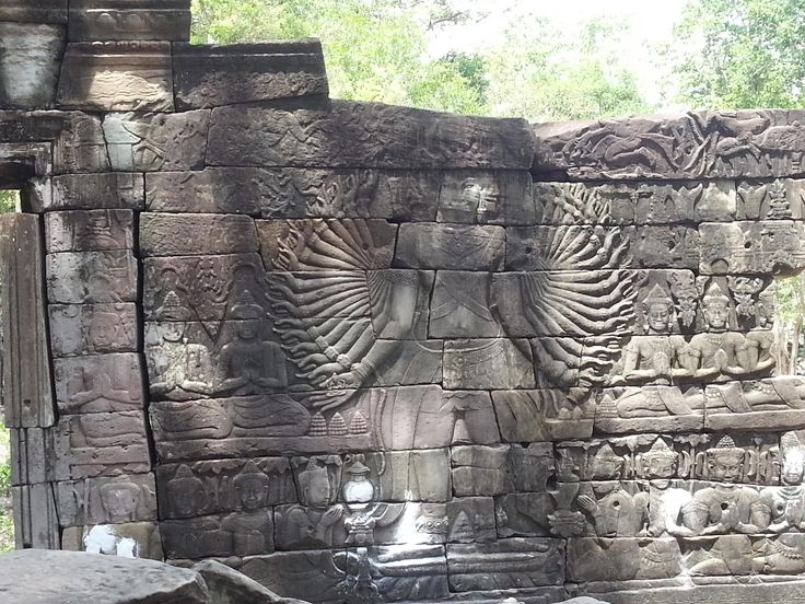 Banteay Chhmar (separate entrance fee from Angkor Wat) - Banteay Meanchey Province, Cambodia