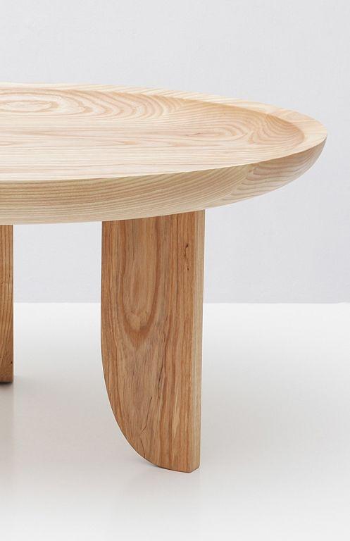 Grain - dish coffee table