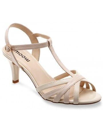 Sandales-petit-talon-beige-Moow
