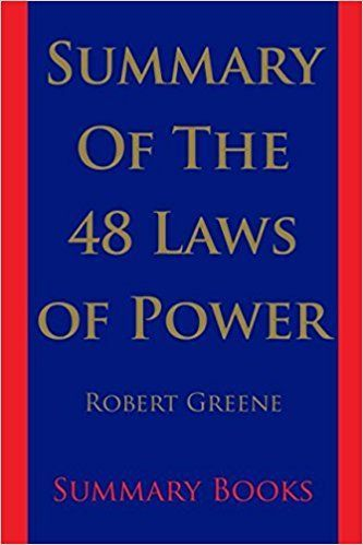 Laws of power book pdf