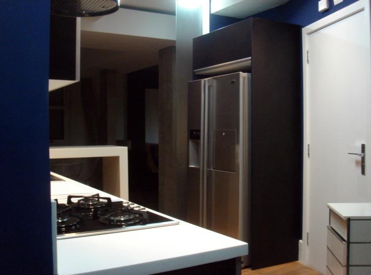 Cozinha Integrada à area social, By AndréMartins