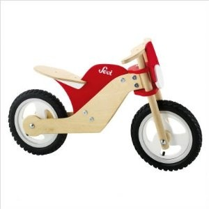 Sevi 81882 Wooden Push Bike