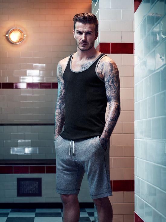 David Beckham for H&M Fall 2013   Tom + Lorenzo