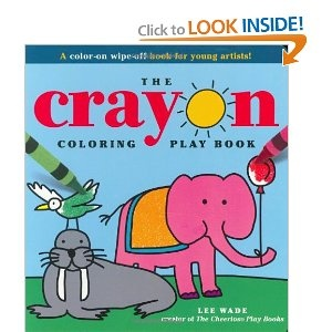 9 best crayon drawing books images on pinterest crayon drawings the crayon coloring play book fandeluxe Image collections