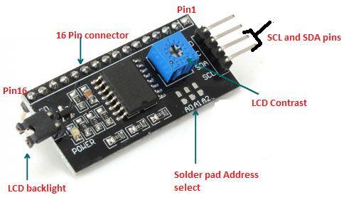 Esp32 Arduino I2c