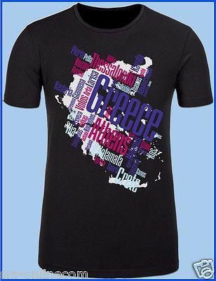 T-Shirt Griechenland  Hellas Greece T-Shirt Hellas T-Shirt