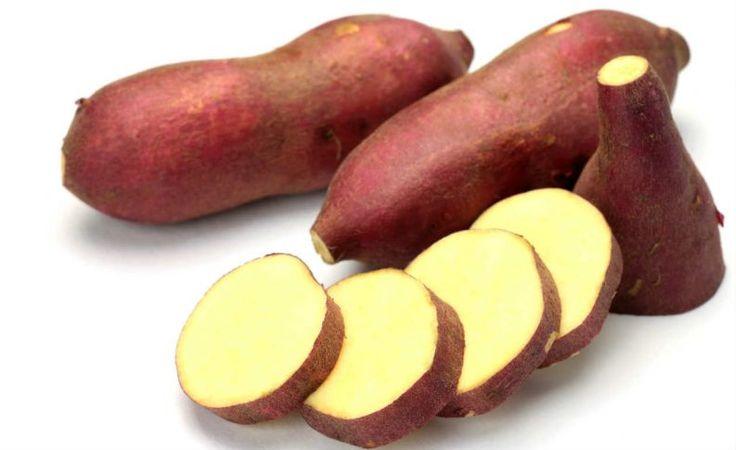 Batata doce auxilia no ganho de massa muscular - Vix
