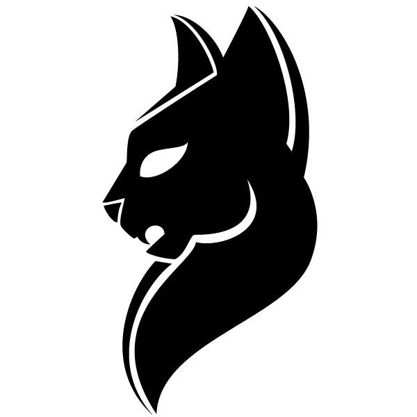 символ кошки картинки шанкр