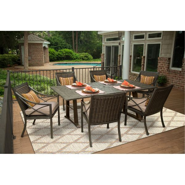 113 best Patio Sets images on Pinterest Outdoor spaces Spring