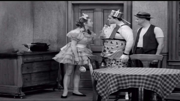 The Man From Space-The Honeymooners