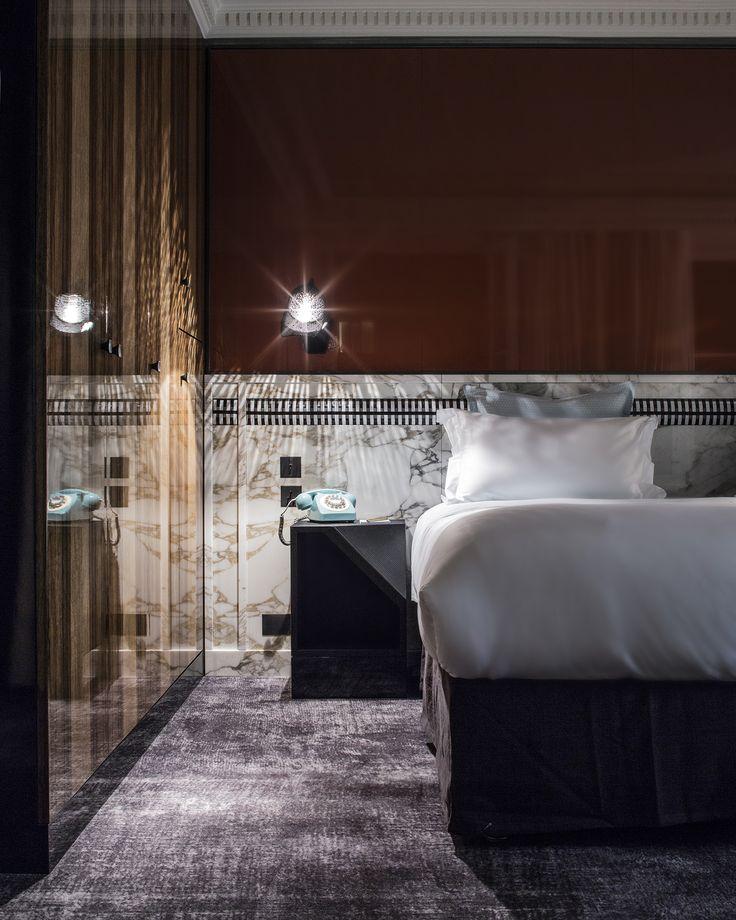 Tristan AUER - Hôtel Les Bains Paris /Photo Guillaume Grasset